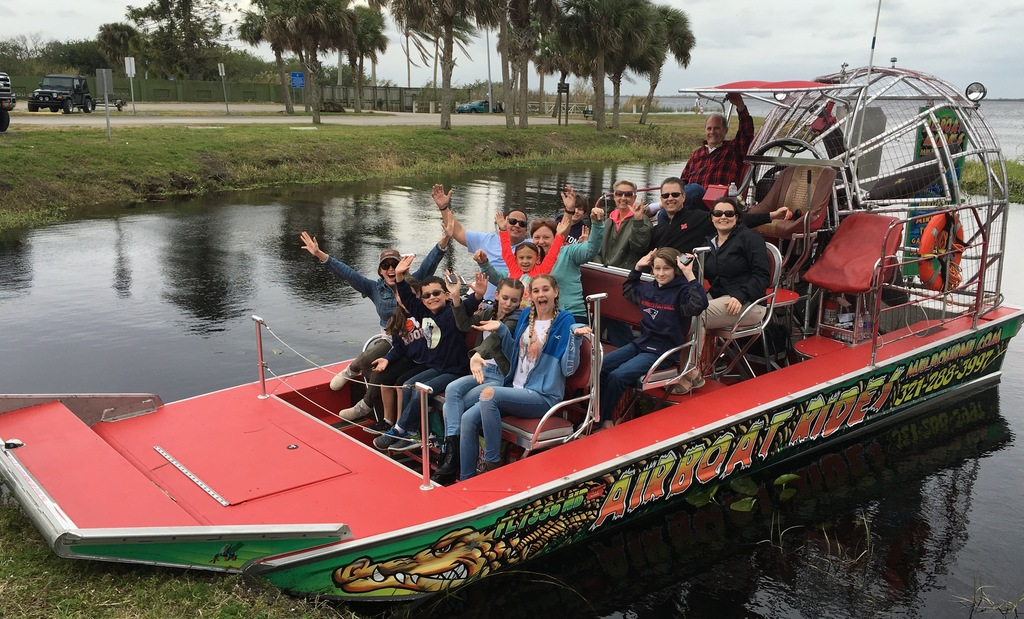 Rates / Pricing | Airboat Rides Melbourne | Airboat Tours