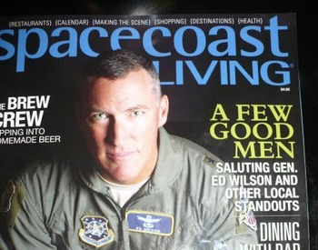 Featured in Spacecoast Living