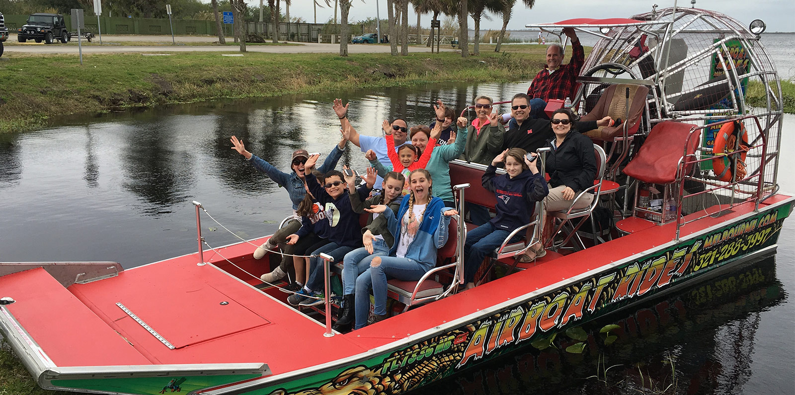 Florida's Premier Airboat Tours & Ride Attractions | Airboat